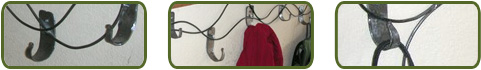Coat Racks 3-picts