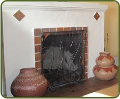 Ross Fireplace